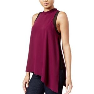 New Rachel Roy Womens Asymmetrical Tank Top